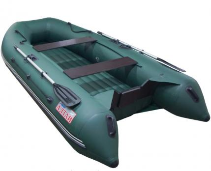 Лодка Алтай А320 (надувное дно) Boat ALTAY S320AS (inflattable bottom) Тонар