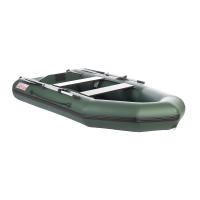 Лодка Капитан Т290 (киль+пол) Boat Capitan 290SS Тонар_15