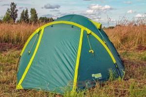 Палатка West 4  GreenLand_3