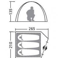 Палатка Эльф 3 V3 Greenell_1