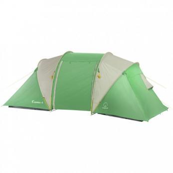 Палатка Космо 4 (зеленый/серый) Greenell