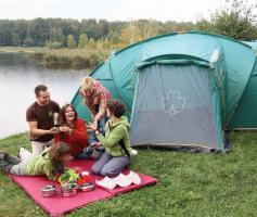 Палатка Виржиния 6 плюс(зеленый) Greenell_3