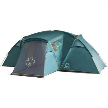 Палатка Виржиния 6 плюс(зеленый) Greenell