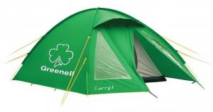 Палатка Kerri 3 V3 (зеленый) Greenell_0