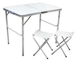 Набор стол 90х60 2 табурета Table 8812. КЕДР