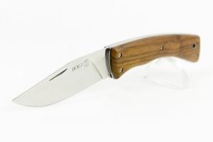 Нож НСК-3 складной дер. орех (80331) Кизляр