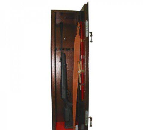 """Шкаф оружейный """"Гарант"""" Ш-017 (1300х300х250) Тонар"""