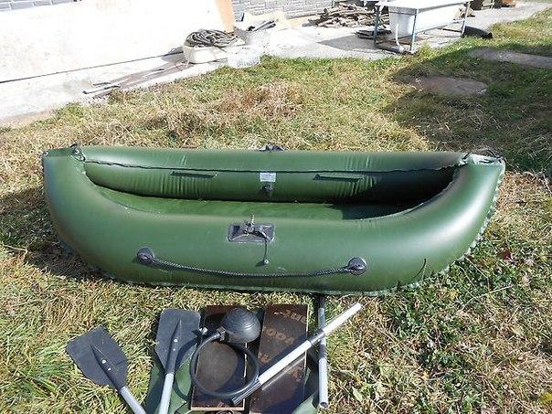 Лодка Skiff-265 SibRiver