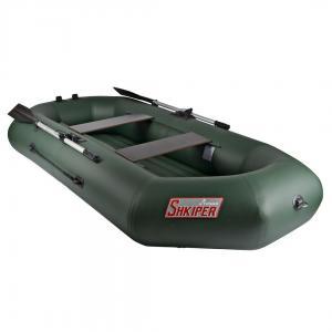 Лодка Шкипер А260 (надувное дно) Тонар