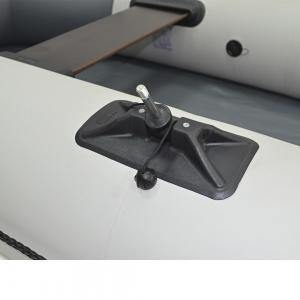 Лодка Шкипер А260нт (навесной транец, надувное дно) Тонар_7