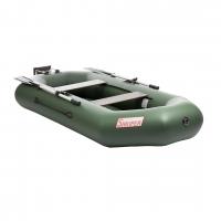Лодка Шкипер А260нт (навесной транец, надувное дно) Тонар_13
