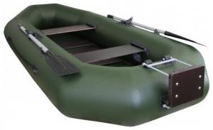 Лодка Шкипер А260нт (навесной транец, надувное дно) Тонар_1