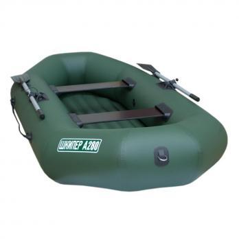 Лодка Шкипер А280 (надувное дно) Тонар