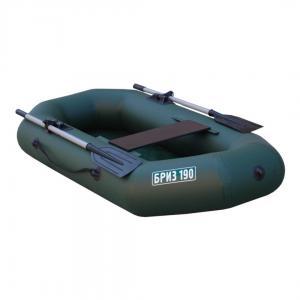 Лодка Бриз 190 (с веслами)  Тонар
