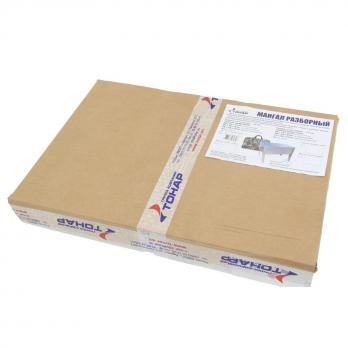 Мангал разборный (2мм, картон) Тонар