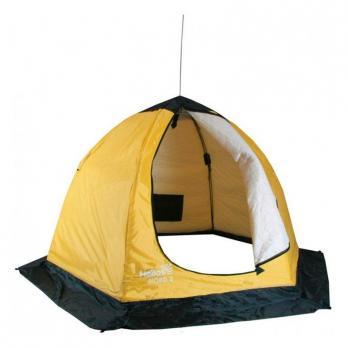 Палатка-зонт 2-местная зимняя утепленная NORD-2 Helios