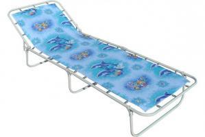 Кровать раскладная Малыш (КТК-09Т)