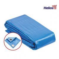 Тент универсальный 6х8 BLUE  Helios