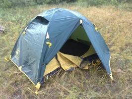 Палатка NISHE 2 (TRT-53) Tramp_4