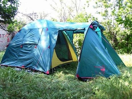 Палатка ANACONDA 4 (TRT-78) Tramp