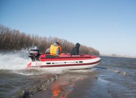 Лодка Алтай 380 JET (F) (надувное дно, фальшборт)/ Boat Altay Jet M380AS Тонар_3