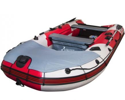 Лодка Алтай S340 LUXE. Тонар