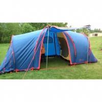 Палатка CASTLE - 4  SOL_2