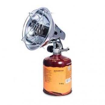 Обогреватель газовый сталь (TRG-035) TRAMP