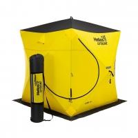 Палатка зимняя Куб EXTREME 1,8 х 1,8 Helios V2.0 (широкий вход) ТОНАР