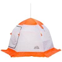 Палатка-зонт для зимней рыбалки Кедр-4, трёхслойная (арт. PZ-06)_0