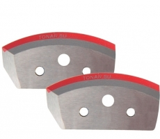 Ножи ICEBERG-130(L) для V2.0 левое вращение NLA-130L.SL_0