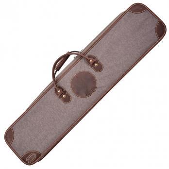 Чехол для ружья с двумя сменными стволами кейс, 100 см (автовелюр) (821-2) ХСН
