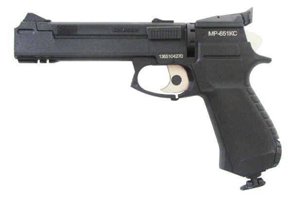 Пистолет пневм. МР-651 КС