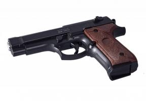 Пистолет пневматический SA 92M Spring 6мм Stalker