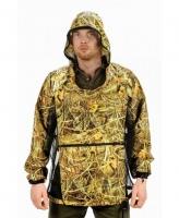 Куртка антимоскитная ANTI-MOSQUITO-01К (кмф) Aquatic