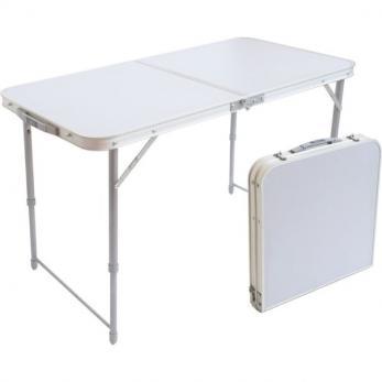 Стол складной (алюминий) T-21407/1  (пр-во ГК Тонар)
