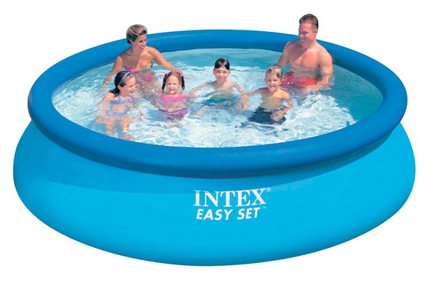 Бассейн Easy Set 3,66x0,76м, 5621л (28130) INTEX