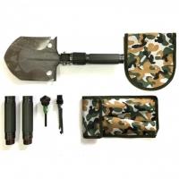 Лопата туристическая (NK-BG143) SWAT