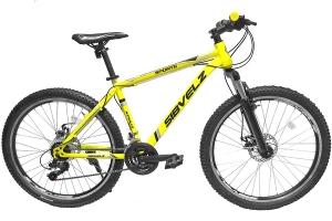 Велосипед горный Круиз 522 V-brake SIBVELZ