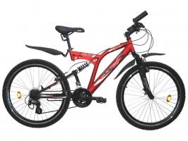 Велосипед горный 26 Круиз 641 V-brake SIBVELZ
