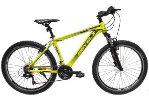 Велосипед горный 26 Круиз 722 V-brake SIBVELZ