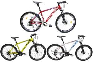 Велосипед горный 26 Круиз 722 Disc  SIBVELZ_1