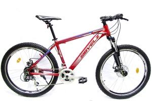 Велосипед горный 26 Круиз 752 Disc SIBVELZ