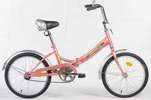 Велосипед складной 20 Сибирь 2003 SIBVELZ