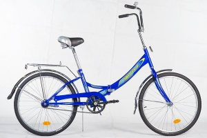 Велосипед складной 24 Сибирь 2401 SIBVELZ