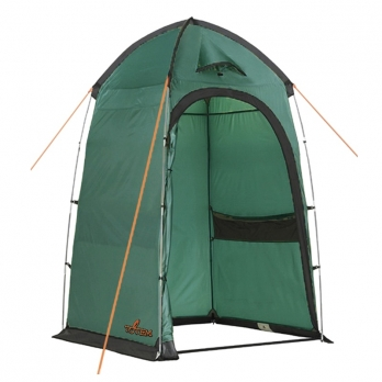 Палатка душ/туалет Privat (v2) зеленый Totem