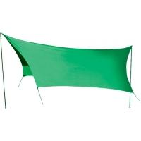 Тент 4,4х4,4 со стойками зеленый (T0379) BTRACE