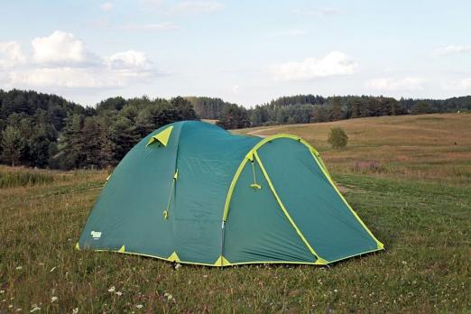 Палатка Traveller 3 GreenLand