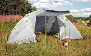 Палатка Weekend 2+2 GreenLand_2