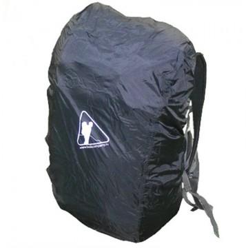 Накидка для рюкзака RAINCOVER M 35-55л черный (5964-9009) БАСК